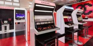 Coco Chanel Game Center