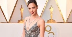 2018 Oscars Gal Gadot