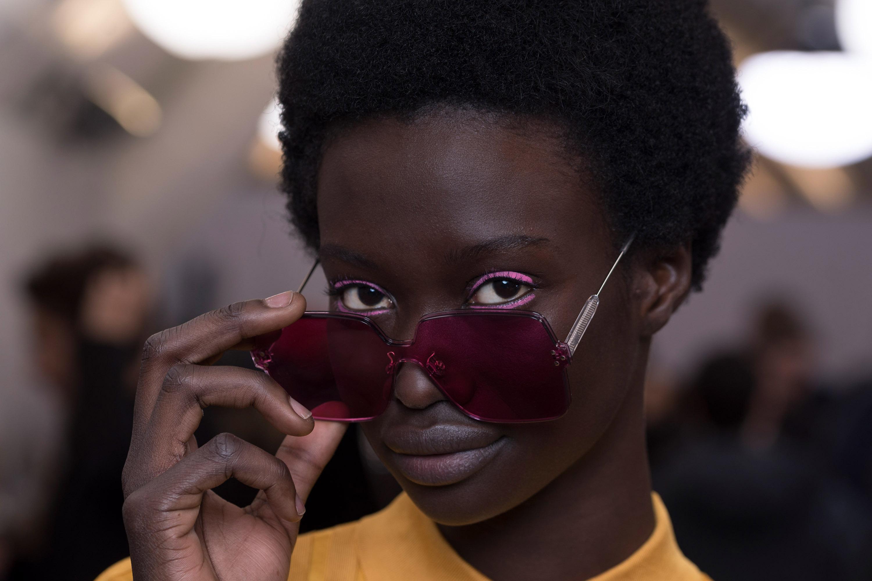 Dior Makeup Paris Fashion Week 2018