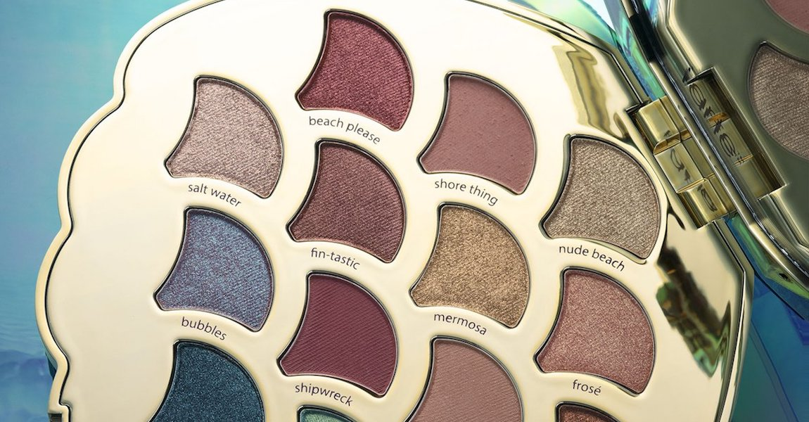 Tarte Mermaid Palette