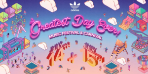 Greatest Day Ever Music Festival