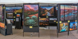Washington Square Outdoor Art Exhibit
