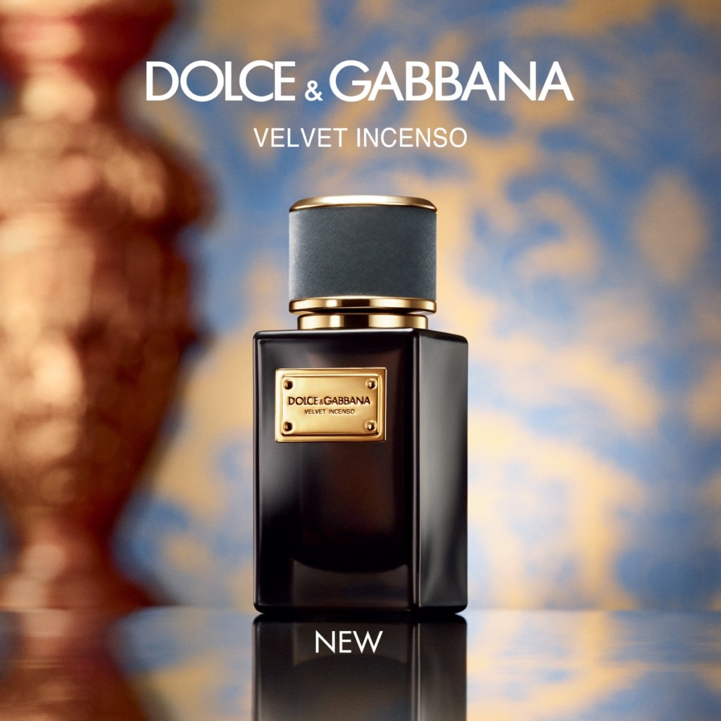 Dolce & Gabbana Velvet Incenso