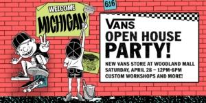 Vans Michigan