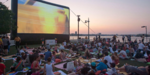 Free Movies at the Park