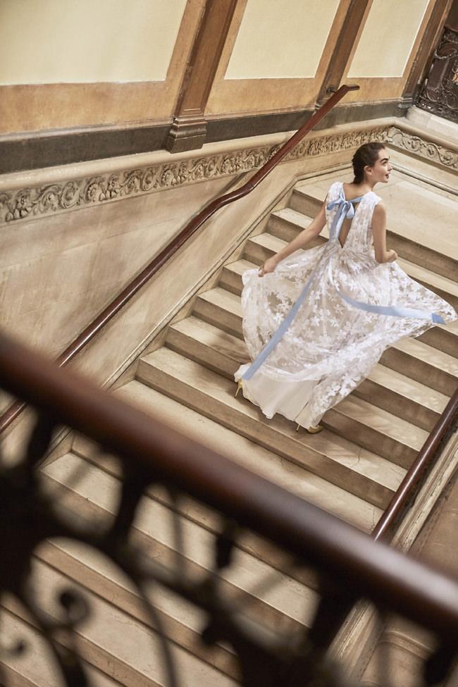 Carolina Herrera Spring 2019 Bridal