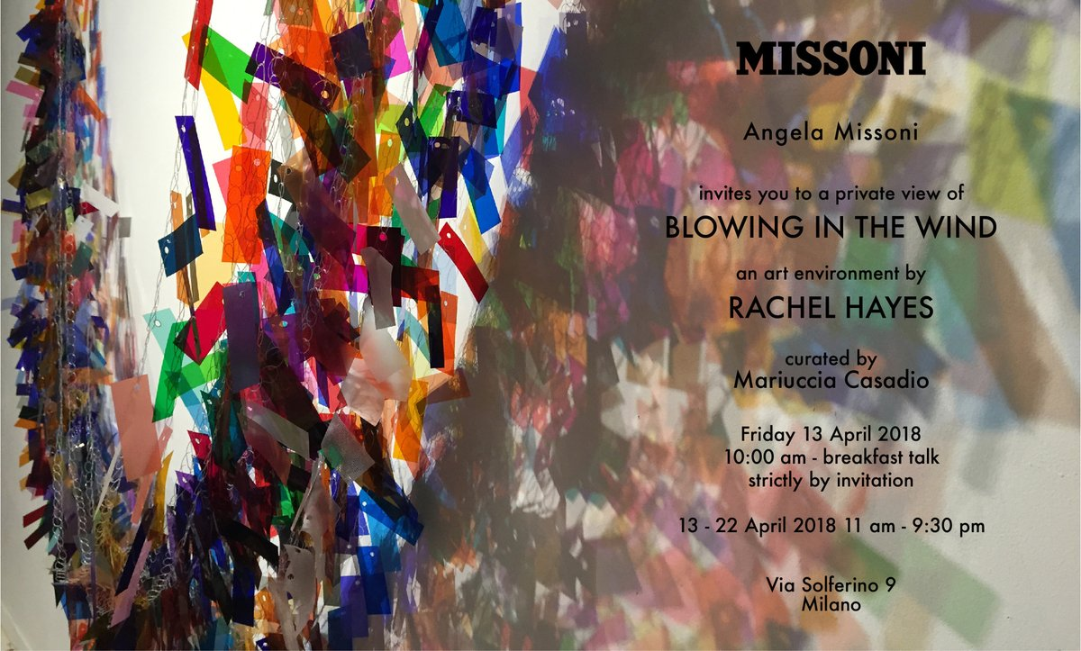 Missoni Art Installation