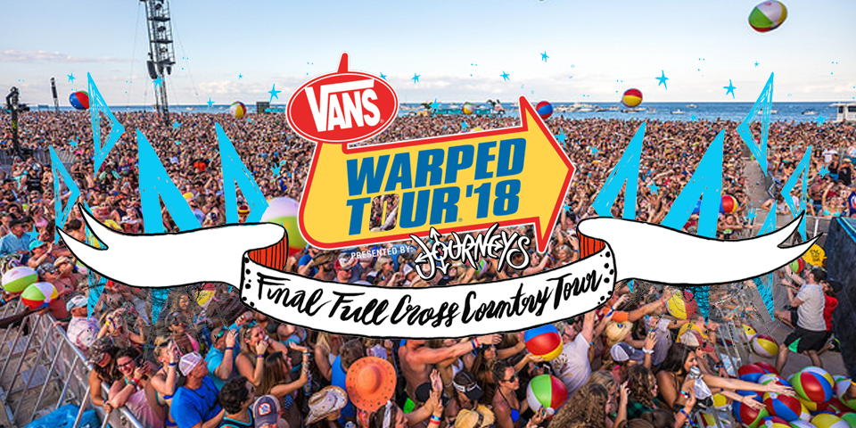 Warped Tour NJ