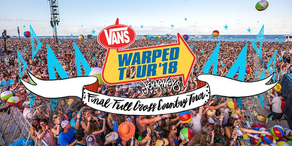 Warped Tour California