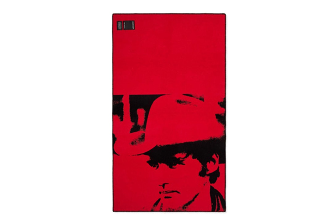 Calvin Klein Andy Warhol home
