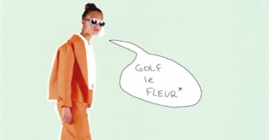 GOLF le FLEUR x Converse