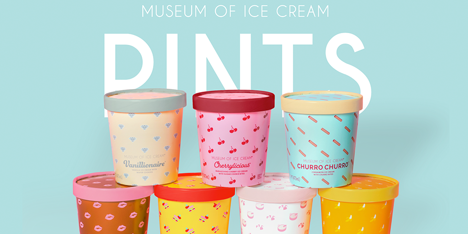 the Pint Shop Museum of Ice Cream