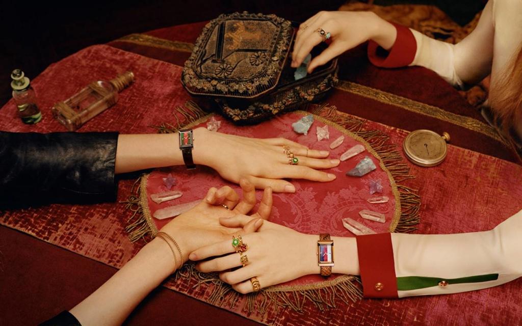 Gucci Jewelry Fortune Teller