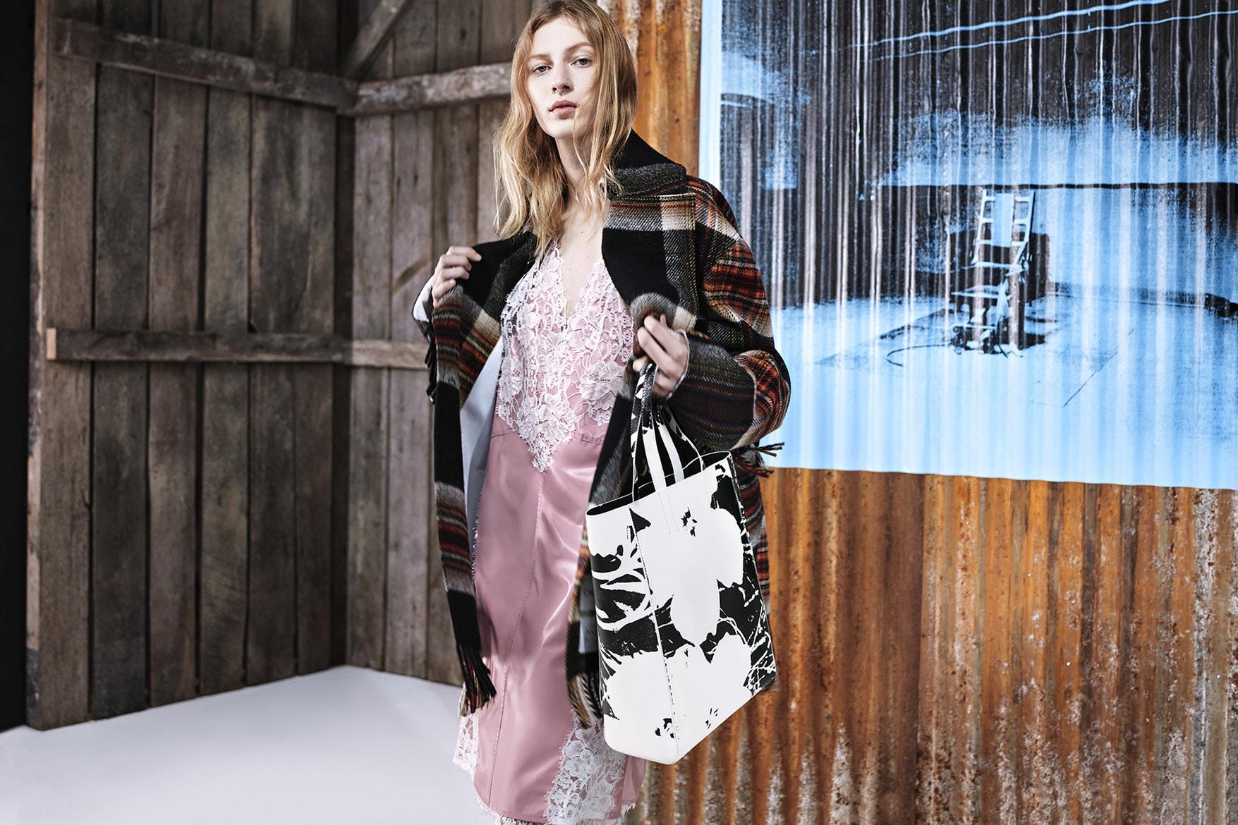 Calvin Klein Pre-Fall 2018 Lookbook