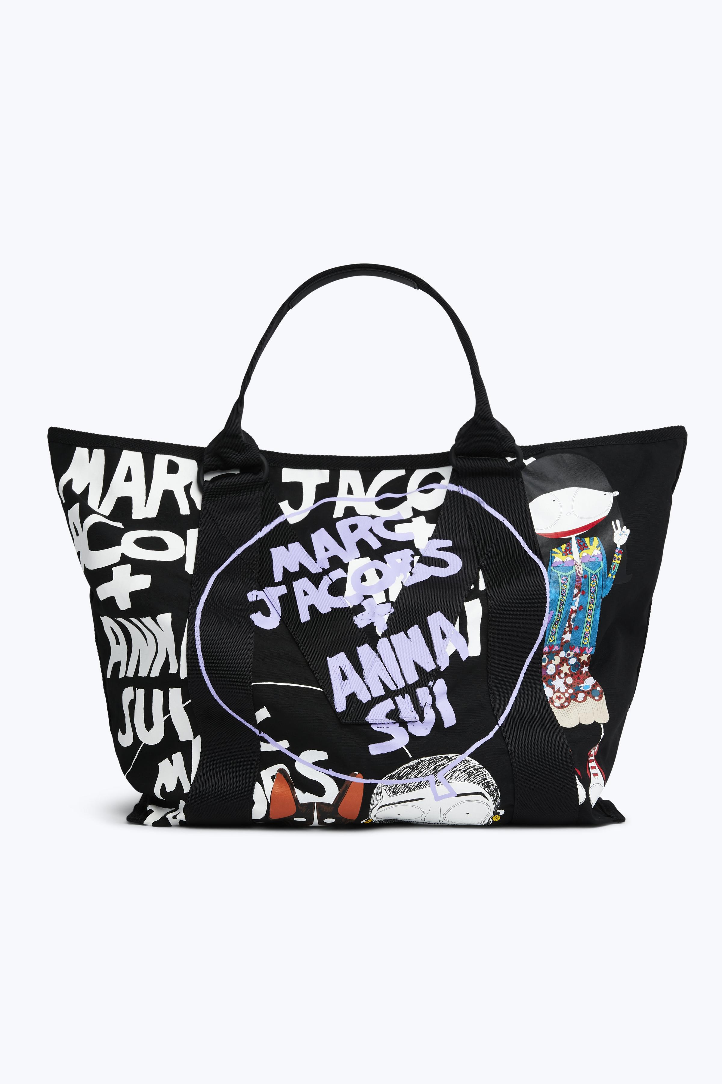 Marc Jacobs and Anna Sui