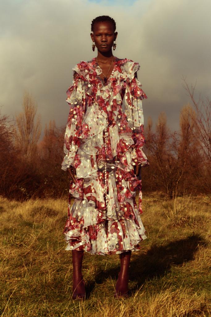 Alexander McQueen Pre-Fall 2018 Collection Lookbook