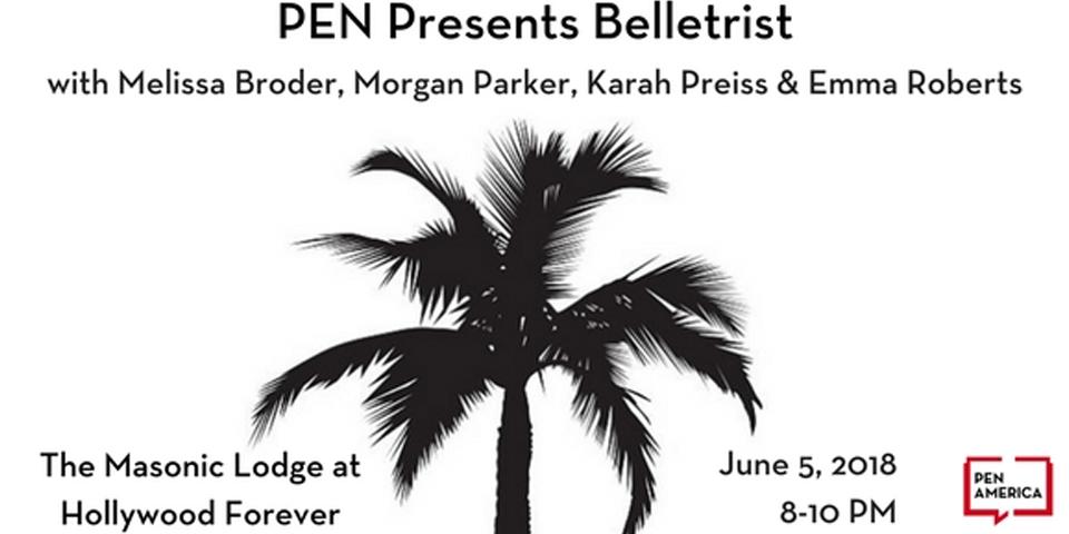 PEN Presents Belletrist