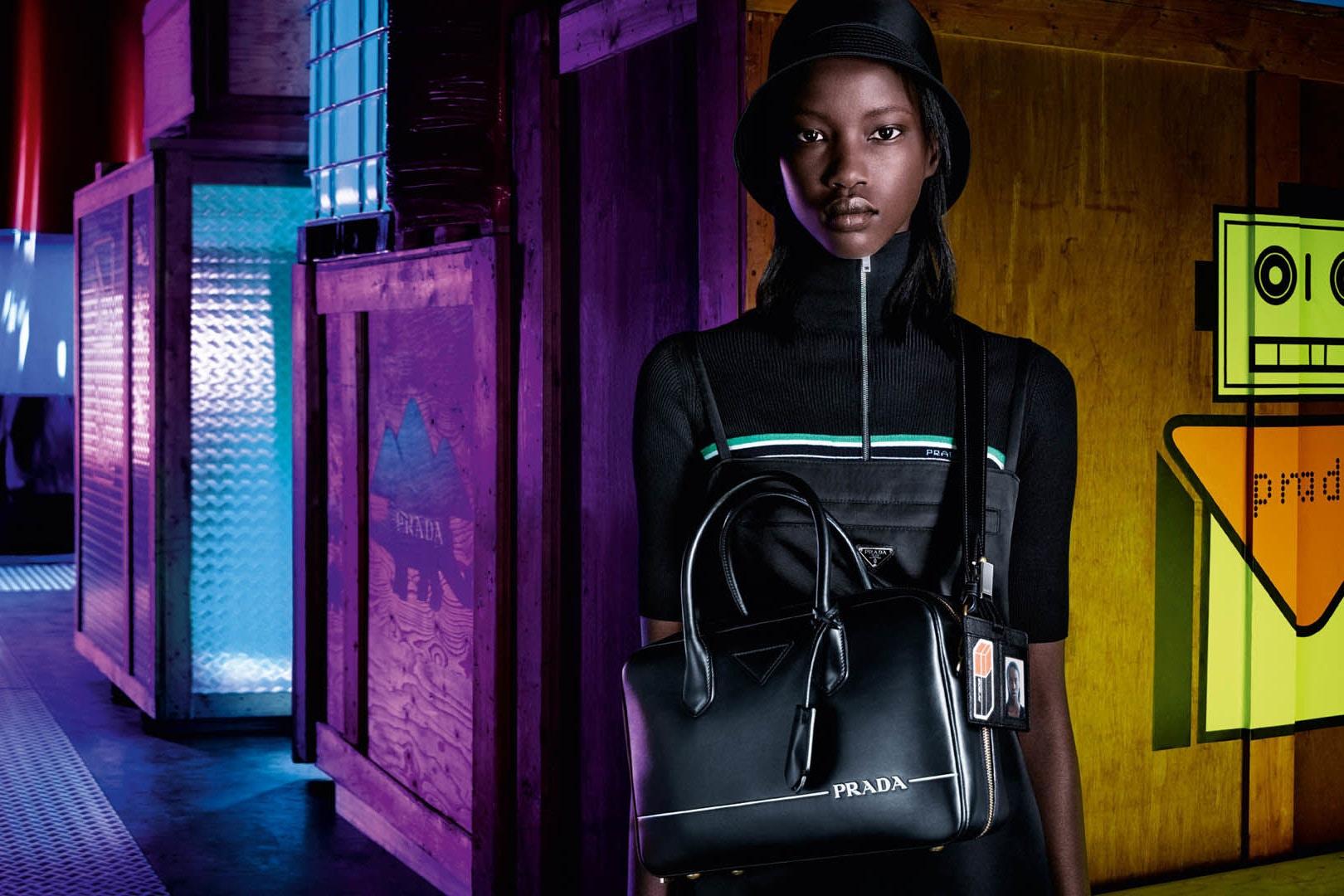 Prada Pre-Fall 2018 Campaign
