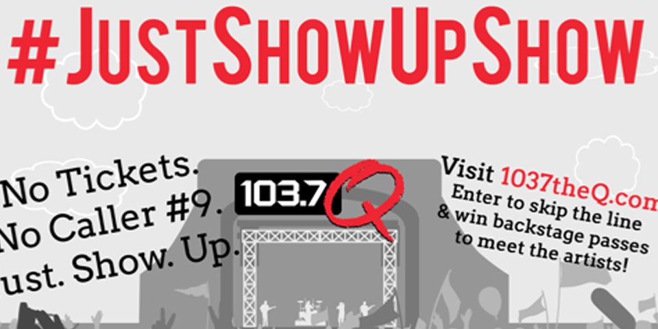 103.7 JustShowUpShow