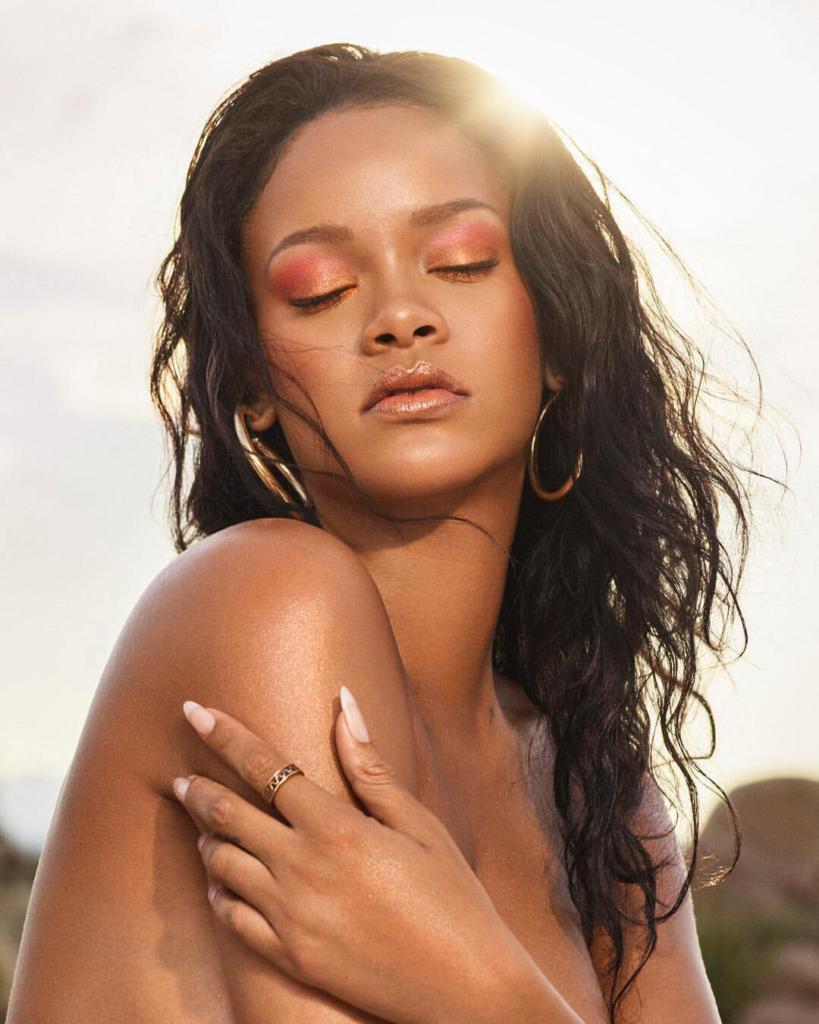 Rihanna Fenty Beauty Beach Please
