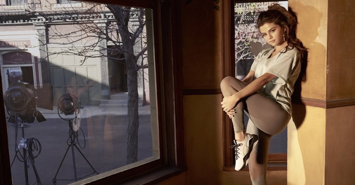 Selena Gomez Puma Defy