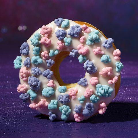 Dunkin Galaxy Donut