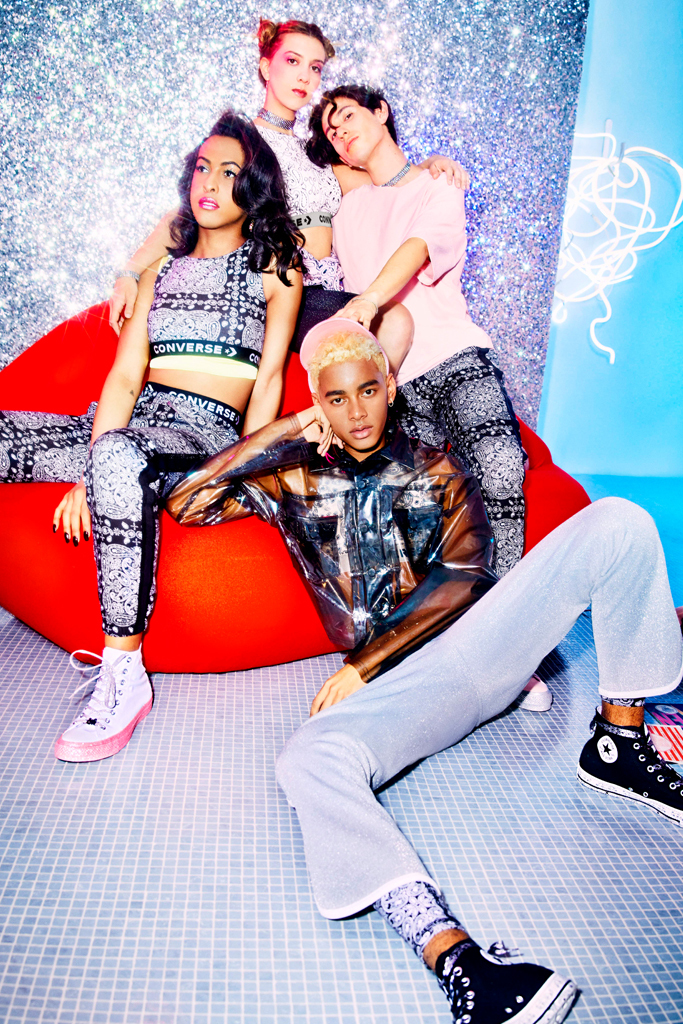 Miley Cyrus Converse Collaboration