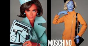 Moschino Fall 2018