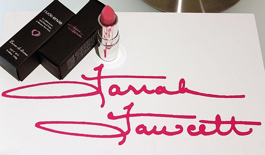 Farrah Fawcett Lipstick
