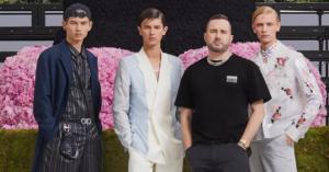 Dior Homme Summer 2019