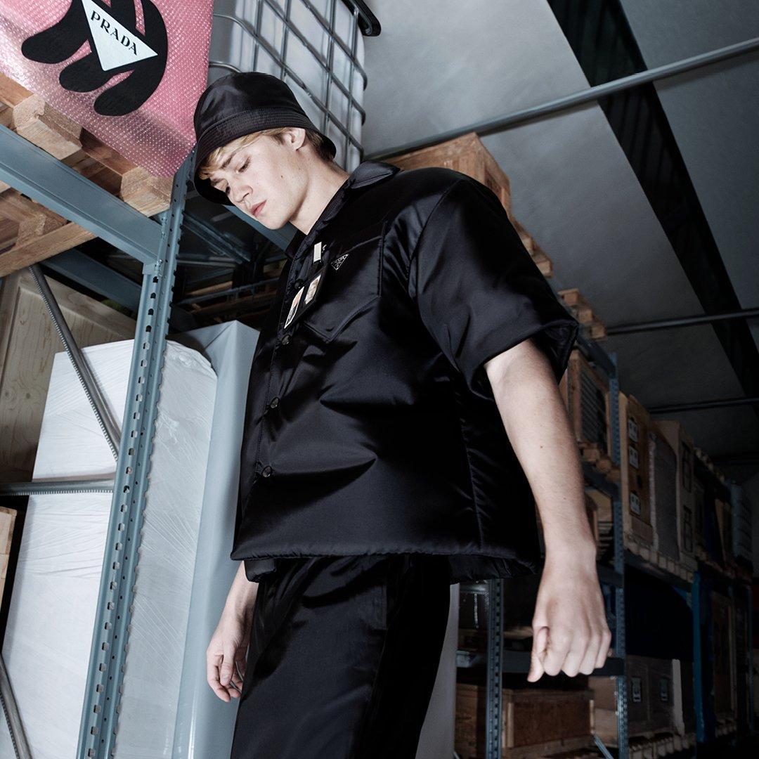 Prada Fall 2018 Menswear