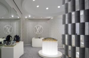 Louis Vuitton Fragrance Pop-Up
