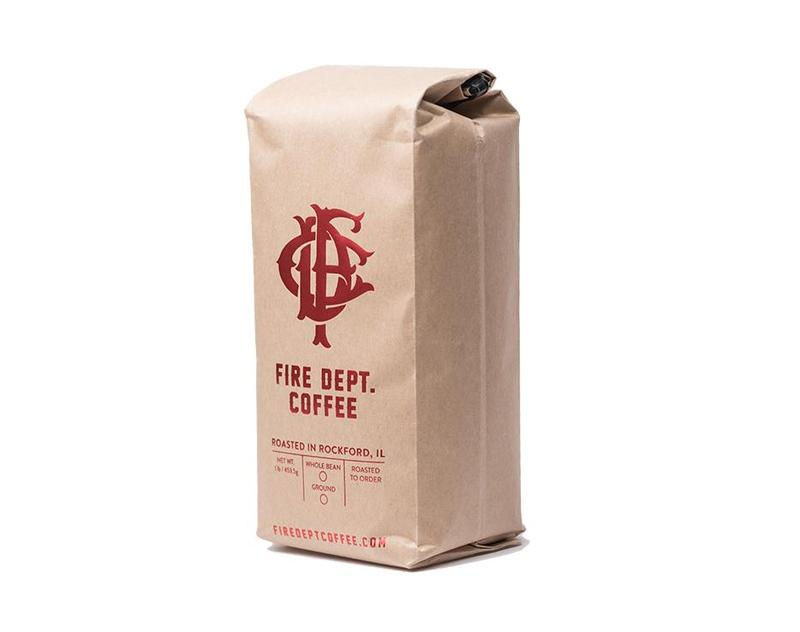 Fire Department Coffee