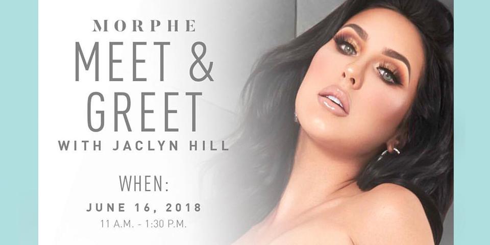 Meet Jaclyn Hill Vegas