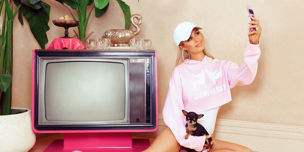 Paris Hilton Boohoo