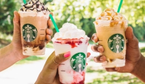 Starbucks Summer 2018 Menu