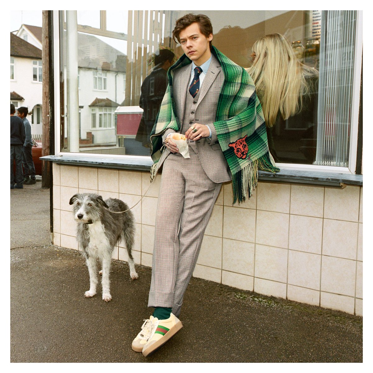 Harry Styles Gucci Campaign