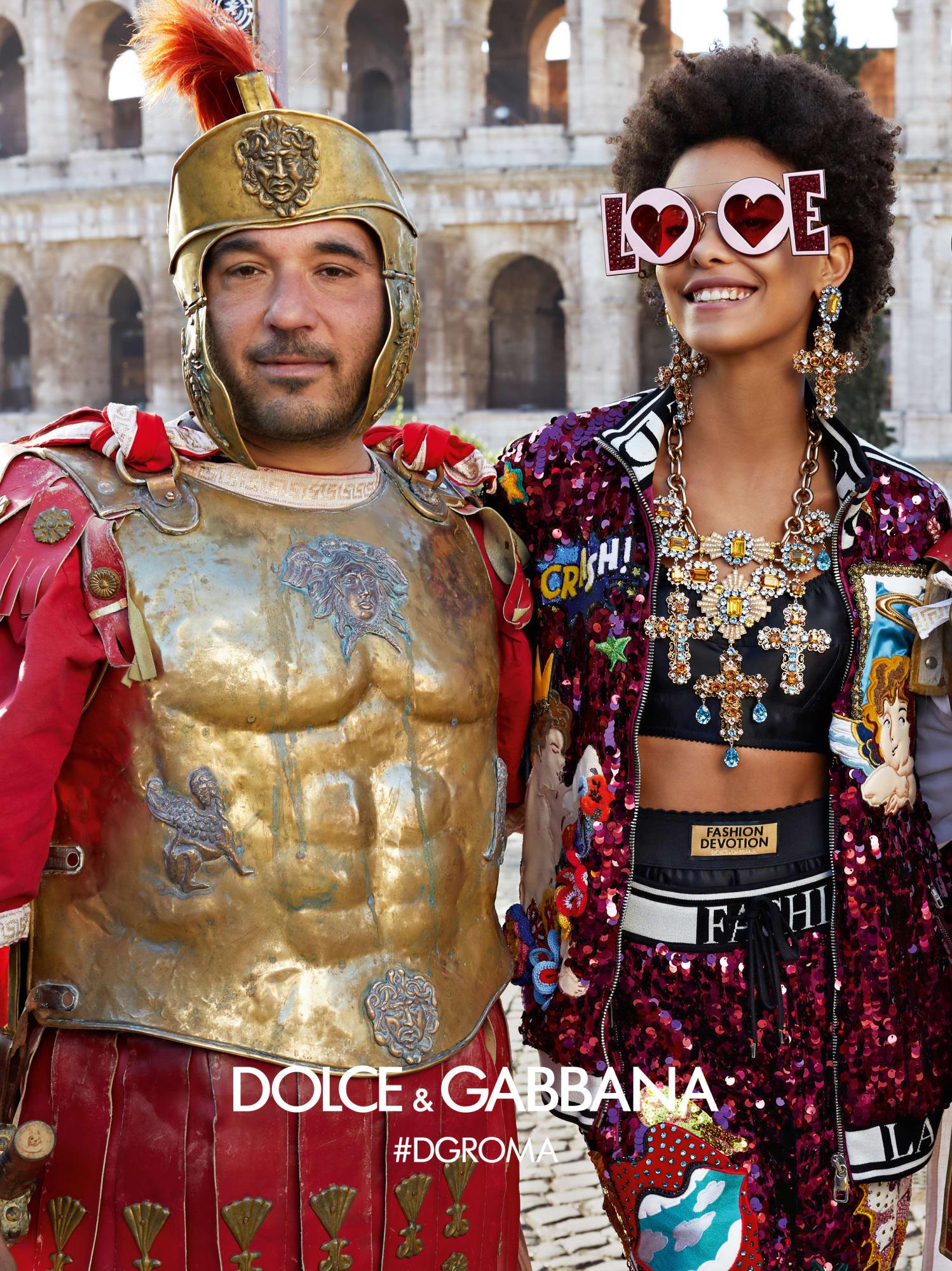 Dolce & Gabbana Fall 2018 Campaign