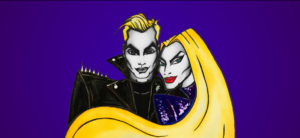 The Blonds Disney Villains