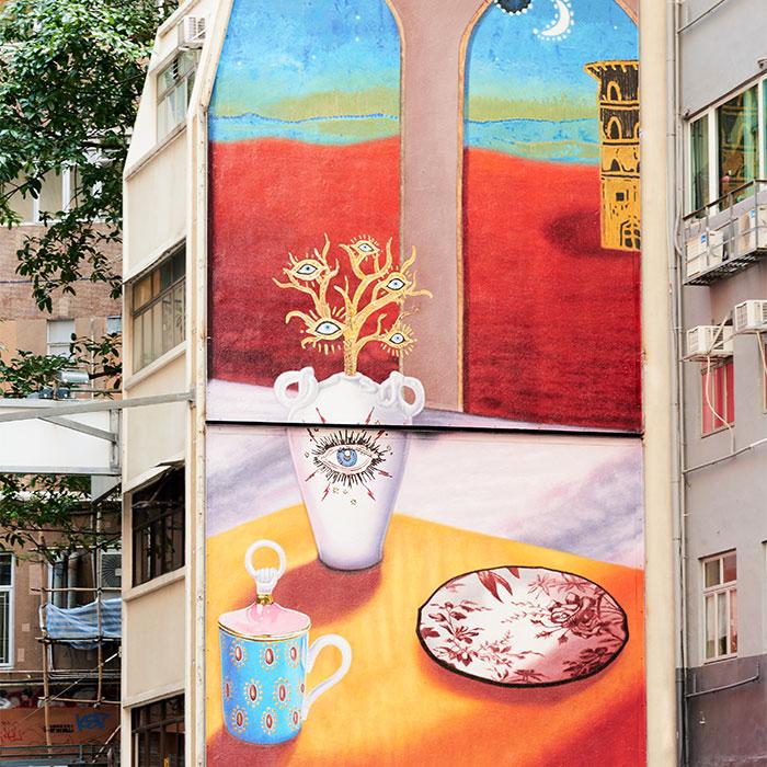 Gucci Wall Art