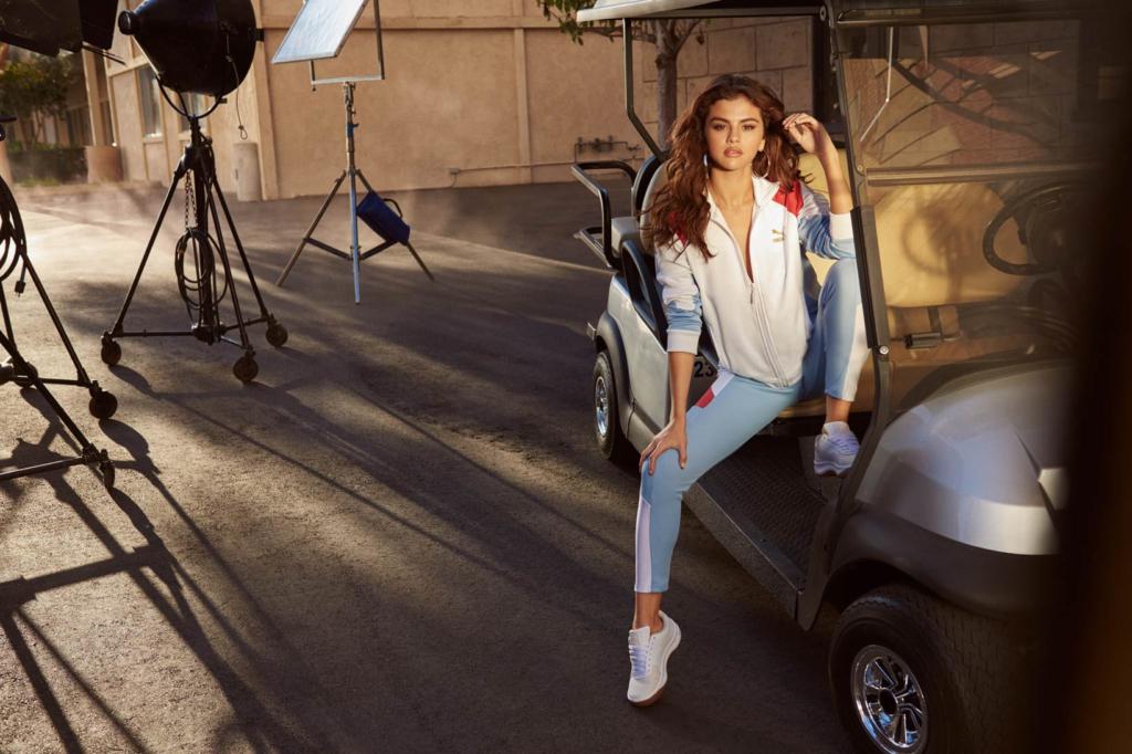Selena Gomez Puma California Exotic