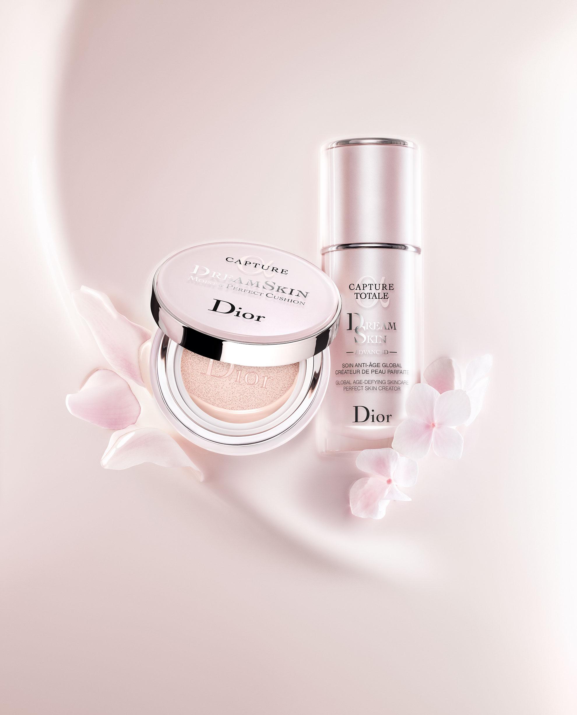 Cara Delevingne Dior Dreamskin