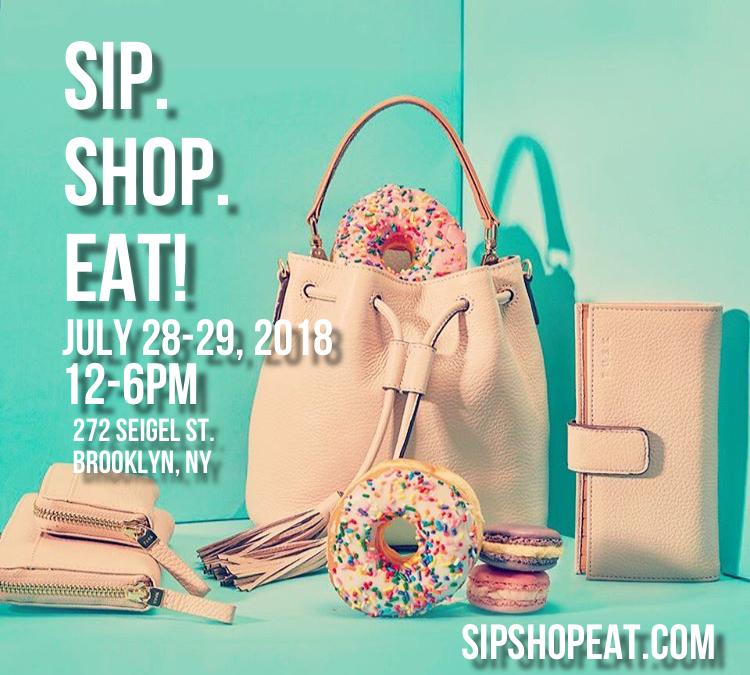 Sip Shop eat
