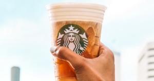 Starbucks Plastic Straws