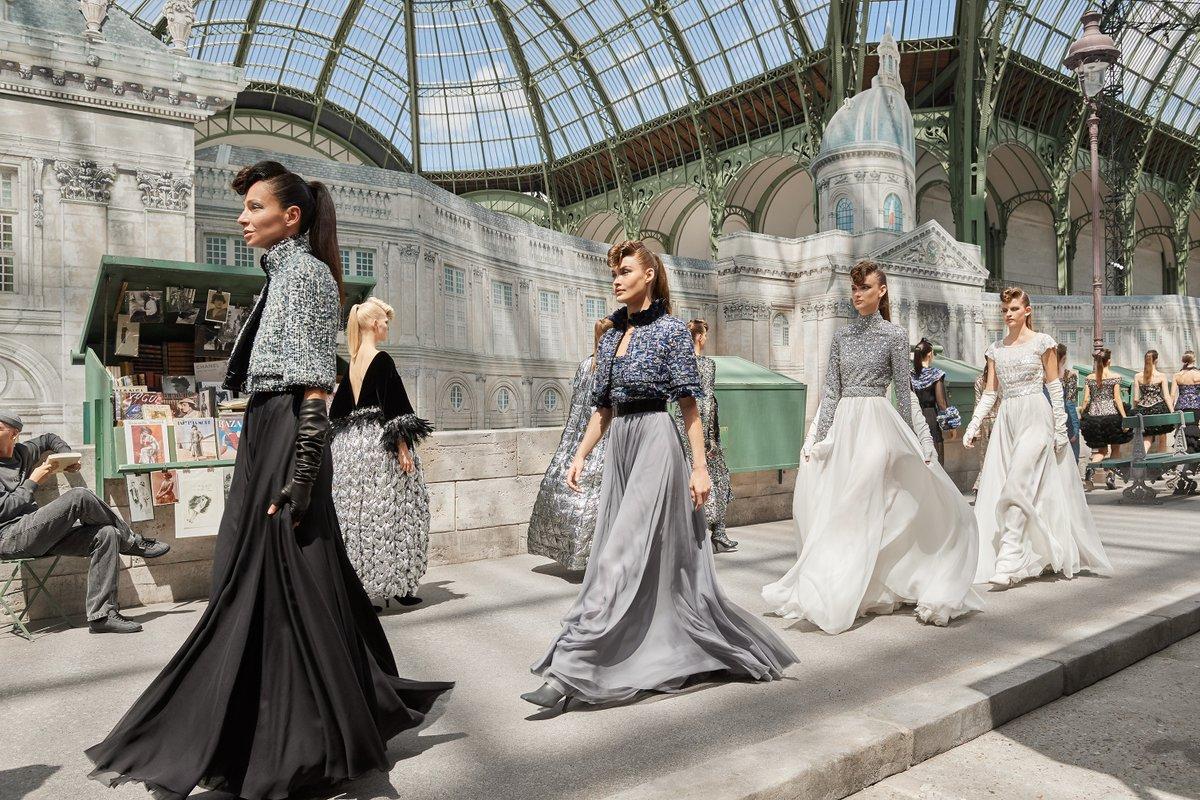 Chanel Fall/Winter 2018-19 Haute Couture