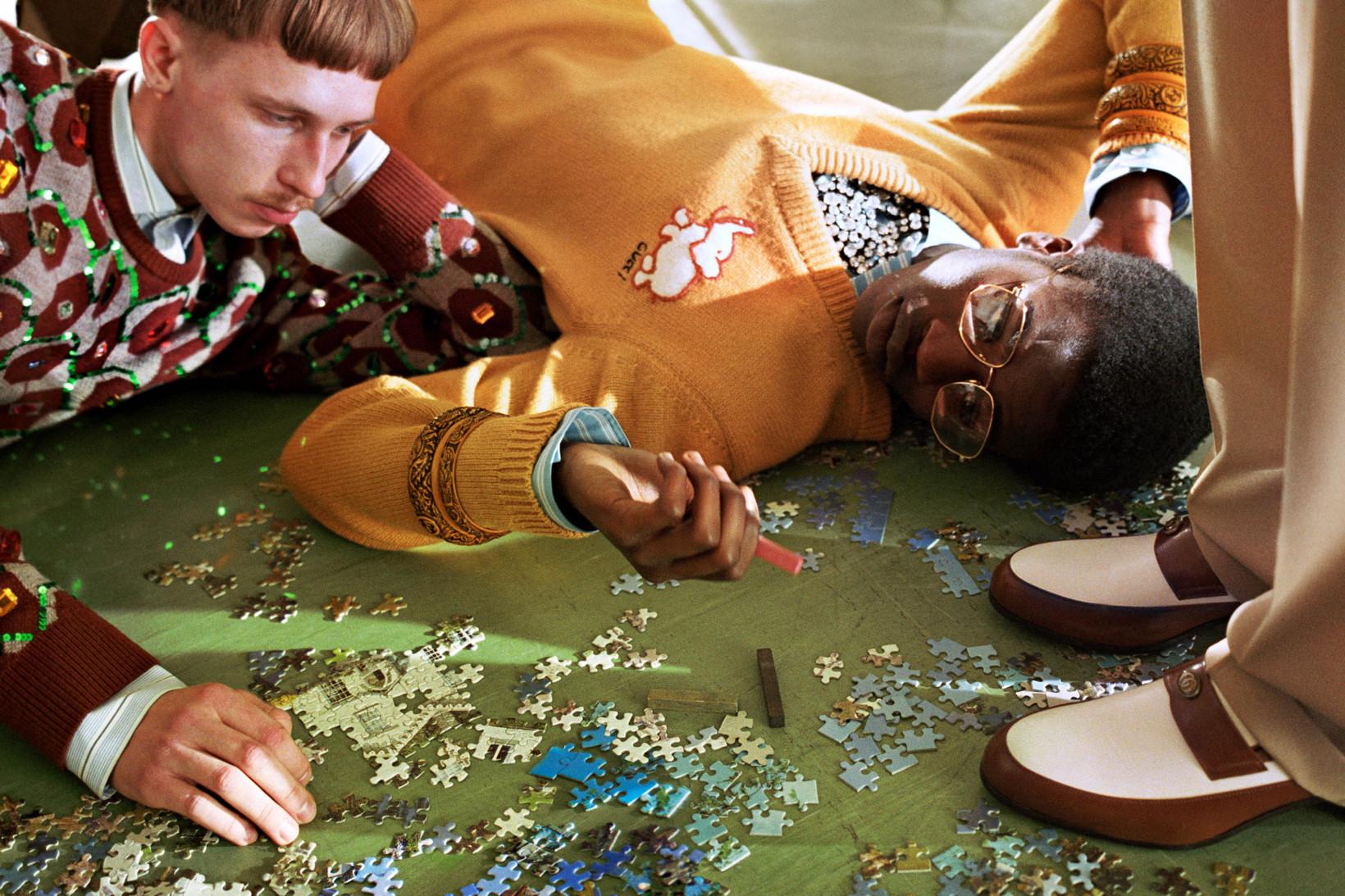 Gucci Fall 2018 Campaign