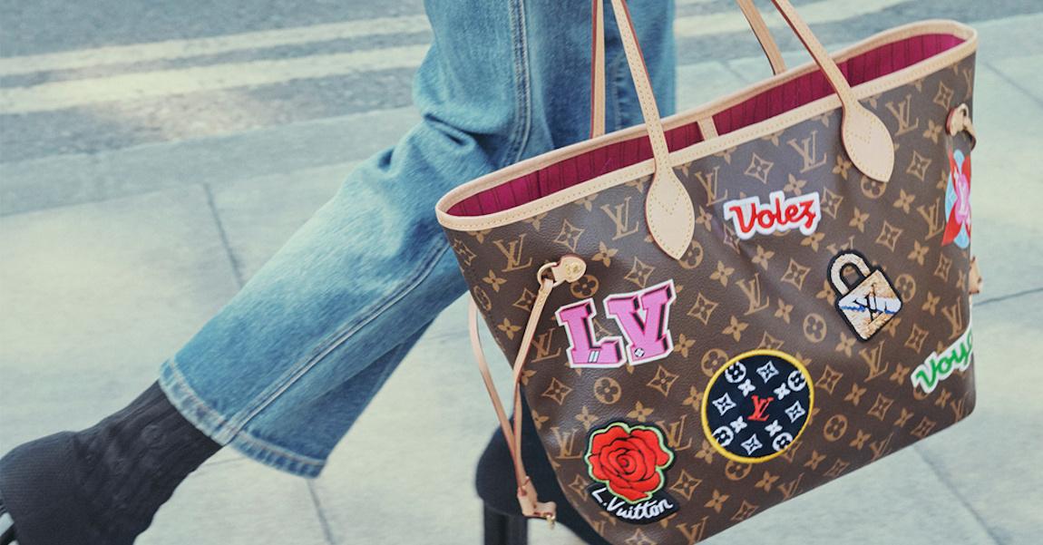 Louis Vuitton Patches