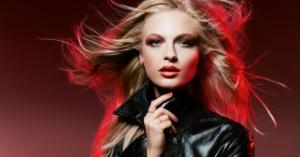 Dior Fall 2018 makeup