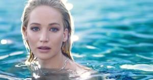 Jennifer Lawrence Joy de Dior