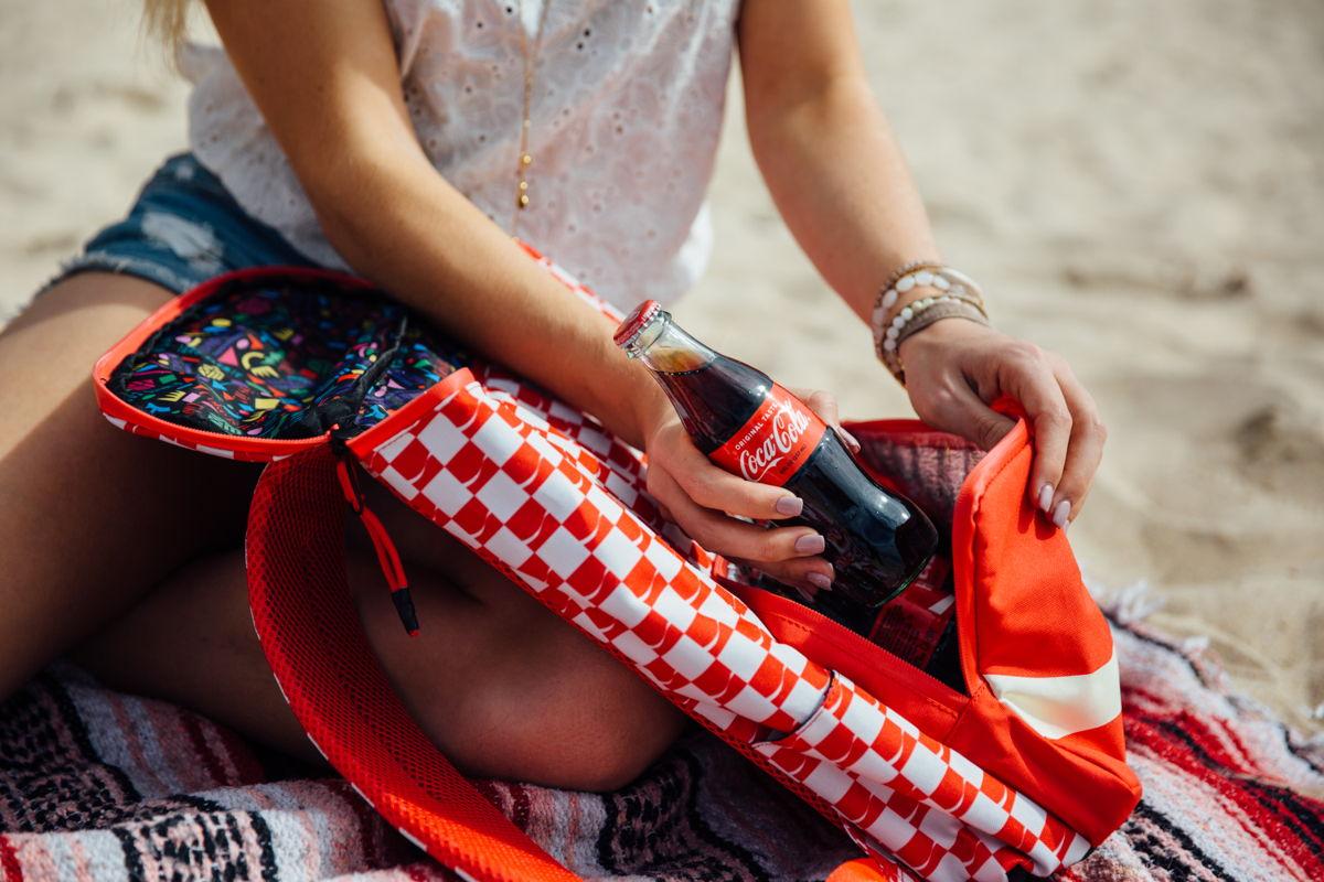 Coca-Cola by HEX